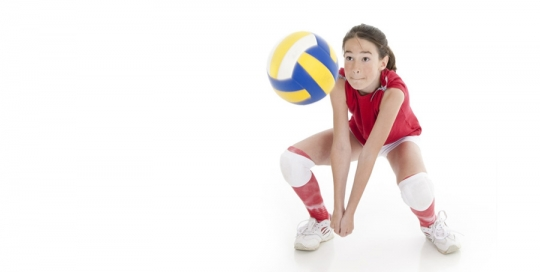 Youth Volleyball Training